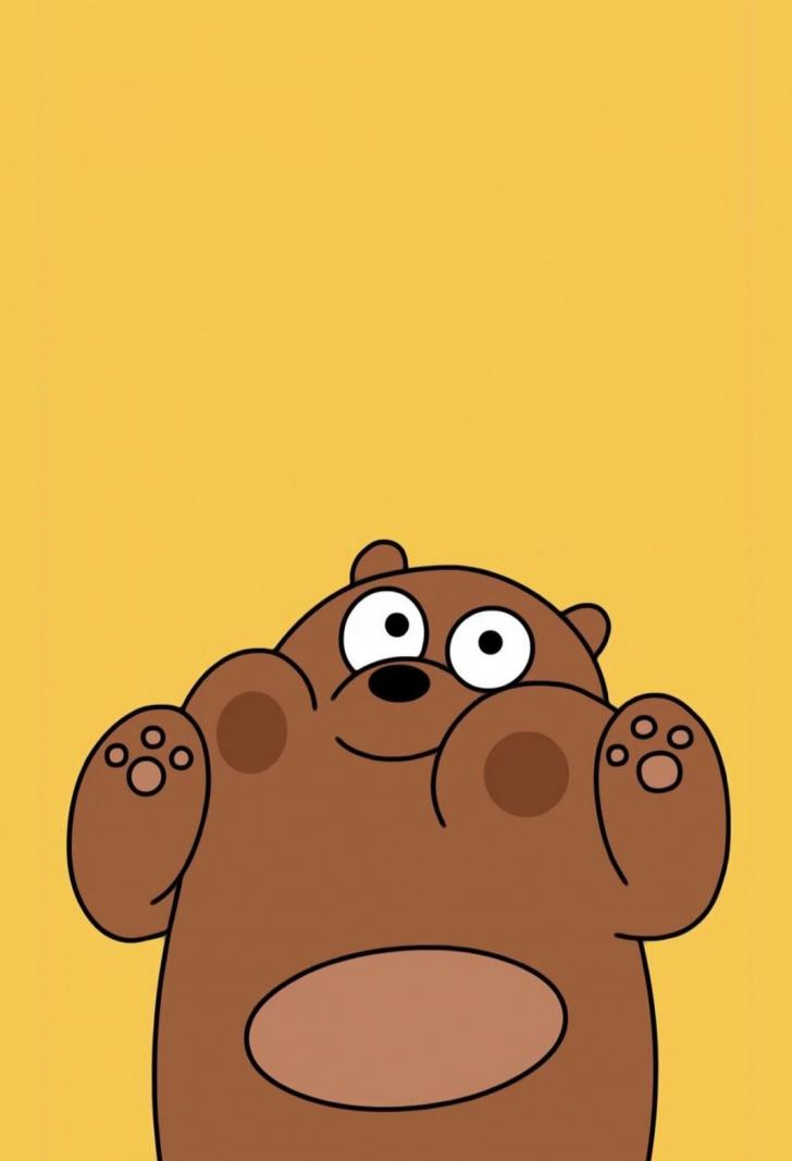 We, Bare, Bears, Aesthetic, Wallpapers, Top, Free, We, Bare HD wallpaper