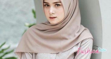 Model Model Hijab Modern Simple Elegan dan Trandy