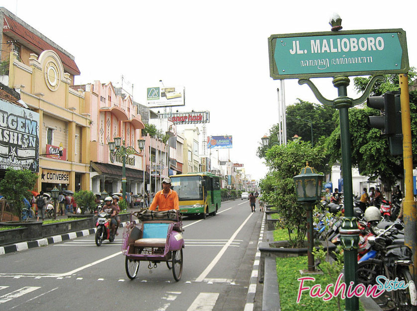 find best shop in malioboro market